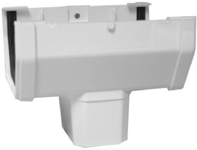 "Genova ""Genova"" Duraspout Drop Outlet (White) at Sears.com"