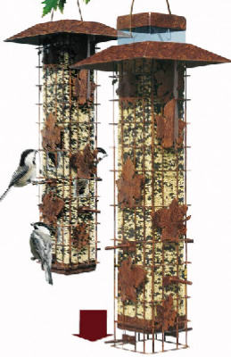 WOODSTREAM CORP Squirrel-Be-Gone Wild Bird Feeder 3.4 Lb at Sears.com