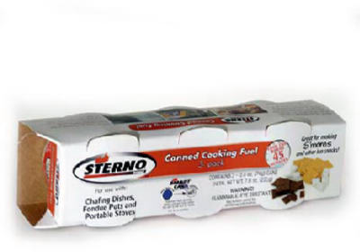 The Sterno Cooking Fuel 2.6 Oz at Sears.com