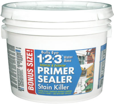 Zinsser Water Based Primer/Sealer Stain Killer 5 Gallon at Sears.com