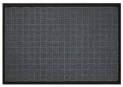 "Bacova Gray Jumbo Mat 24"" x 36"" at Sears.com"
