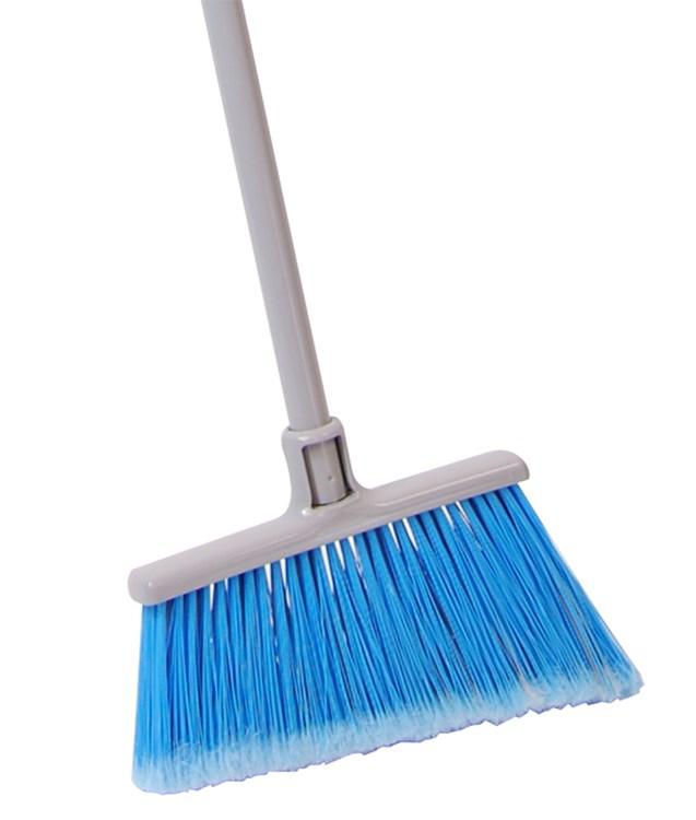 Quickie 750-4 Angled All Purpose Broom, 48