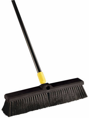 "Quickie Soft Sweep Bulldozer Push Broom 18"" at Sears.com"