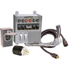 Reliance 6 Circuit Transfer Switch Kit at Sears.com