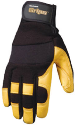 Wells Lamont 3210M Men's Grain Deerskin Glove, Medium at Sears.com