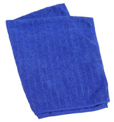 Quickie Sparkle 'N Shine Microfiber Cloth Blue at Sears.com