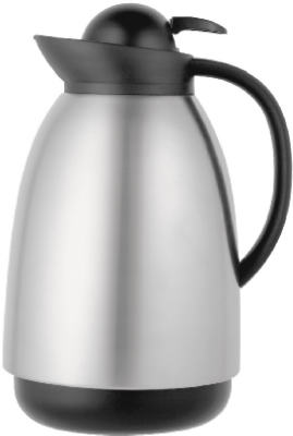 Thermos 710S Push-Button Vacuum Carafe, 34 Oz, Stainless Steel at Sears.com