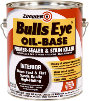Zinsser Bulls Eye Oil Base Fast Drying Primer/Sealer at Sears.com