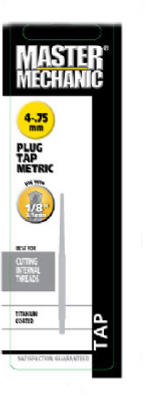 "The Mibro ""Master Mechanic"" Spark Plug Metric Tap 10Mm - 1.00 at Sears.com"