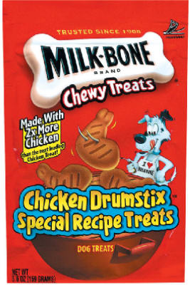 Del Monte Foods Chicken Drumstick Soft Dog Treat at Sears.com