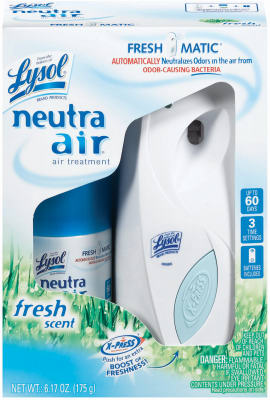"Recipro Tools ""Lysol"" Neutra Air Freshmatic Kit at Sears.com"