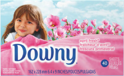 Downy 80065 Fabric Softener, April Fresh Scent, 40-Count at Sears.com