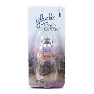 "Glade ""GLADE"" SENSE & SPRAY REFILL 0.43 Oz - LAVENDER & VANILLA at Sears.com"
