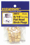 """Eazypower 39410 Fluted Dowel Pin, 3/8""""x1-1/2"""", 30-Pack at Sears.com"""