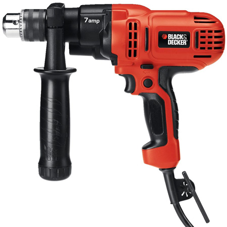 "Black & Decker Corded Drill/Driver 1/2"" - 7Amp at Sears.com"