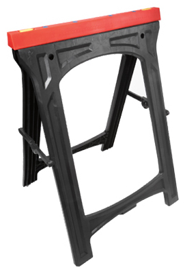 "Ningbo Hanpu Tools ""Master Mechanic"" Plastic Foldable Sawhorse 22"" - Pk/2 at Sears.com"