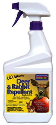 "Bonide ""Go Away"" Deer Repellent Concentrate (Quart) at Sears.com"