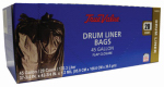 "True Value ""True Value"" 20 Count Drum Liner Trash Bags, 45 Gallon at Sears.com"