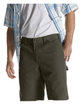 "Dickies Utility Carpenter Shorts, 36"" Waist x 11"" Inseam at Sears.com"