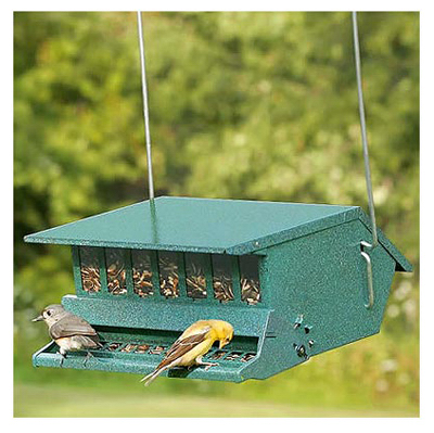 Audubon NA7511I Squirrel Proof Feeder, 9 lbs at Sears.com