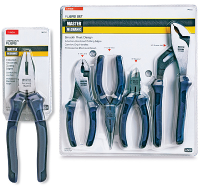 Master Mechanic 157328 Bonus Pliers Set, 5 Piece at Sears.com