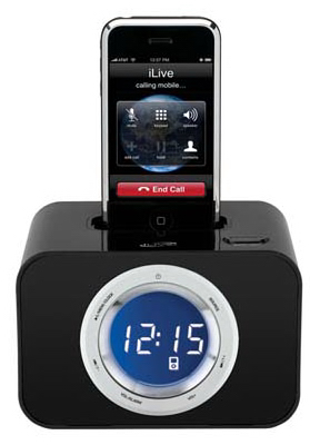 Ilive ICP211B Clock Radio for Iphone/Ipod at Sears.com