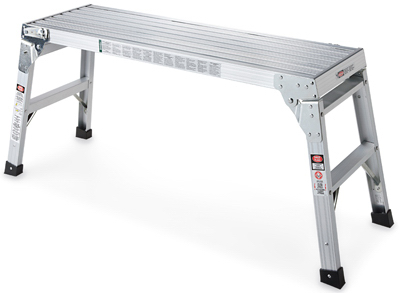 "GORILLA LADDERS Gorilla Ladder 20"" Aluminum Work Platform at Sears.com"