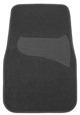 Kraco EC23472 Carpet Floor Mat Set Black, 4-Piece at Sears.com