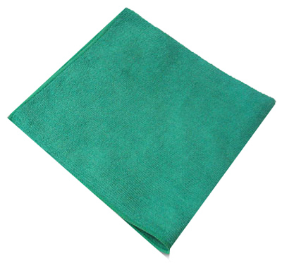 "Impact Products LFK300 Microfiber Cloth 16"" x 16"", Green at Sears.com"