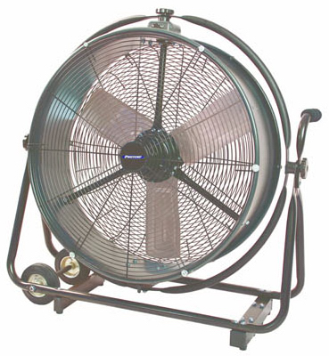 "PINNACLE PRODUCTS PT-24O-DDF Omni Direct Drive Drum Fan, 24"" at Sears.com"