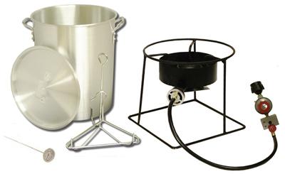King Kooker® 1266 Turkey Fryer Package, 29 Qt at Sears.com