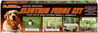 Woodstream SS-750RPX Garden Electric Pet Fence Kit at Sears.com