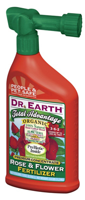 Dr. Earth 1016 Total Advantage Rose & Flower Fertilizer, 32 Oz at Sears.com