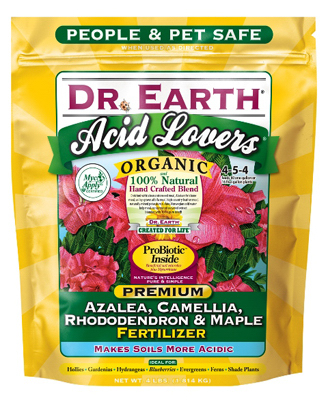 Dr. Earth 703P People & Pet Safe Organic Fertilizer, 4 lb, 4-5-4 at Sears.com