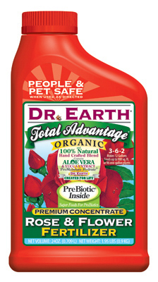Dr. Earth 1011 Total Advantage Rose & Flower Fertilizer 24 oz, 5-7-2 at Sears.com