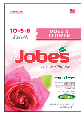 Jobes 59436 Synthetic Rose & Flower Fertilizer, 10-5-8, 3.5 Lbs at Sears.com