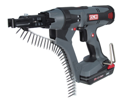 Senco 7W0001N Cordless Li-ion Auto-Feed Screw Gun 18V, #DS215-18V at Sears.com