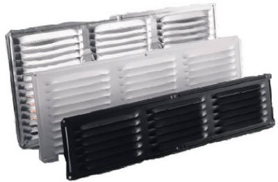 "Air Vent Aluminum Undereave Vent 16"" x 4"" at Sears.com"