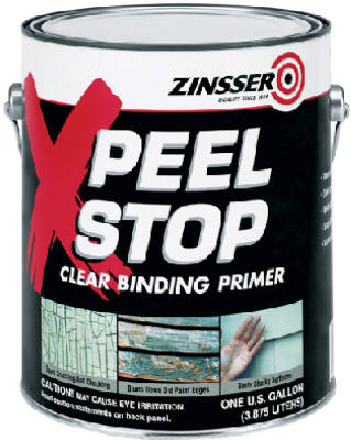 Zinsser Peel Stop Clear Binding Primer Gallon at Sears.com