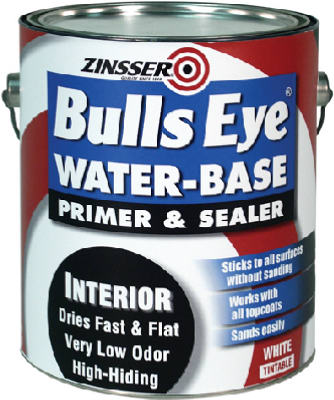 Zinsser Water Base Primer Sealer Gallon at Sears.com
