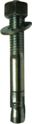 "WEJ-IT ""Wej-it"" Heavy-Duty Concrete Stud Anchor 3/4"" x 4-3/4"" - Pack/5 at Sears.com"