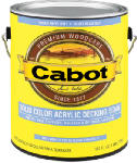 Cabot Samuel Qt Deep Base Solid Decking Stain at Sears.com