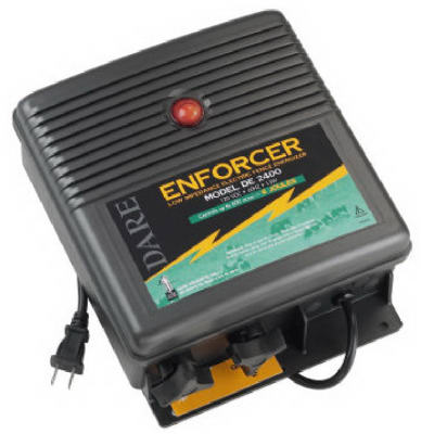 Dare Low Impedance Fence Energizer Plug In 110 Volt at Sears.com